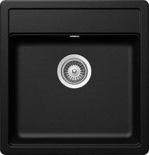 Кухонная мойка Schock Vero 50 Cristadur, магма