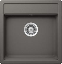 Кухонная мойка Schock Vero 50 Cristadur, серебристый камень