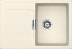 Кухонная мойка Schock Eton 45 d Cristadur, магнолия
