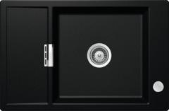 Кухонная мойка Schock Eton 60d Small Cristadur, магма