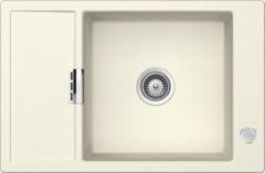 Кухонная мойка Schock Eton 60d Small Cristadur, магнолия