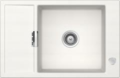 Кухонная мойка Schock Eton 60d Small Cristadur, поларис