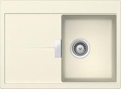 Кухонная мойка Schock Horizont 40df Small Cristadur, магнолия