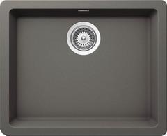 Кухонная мойка Schock Soho 60 Cristadur, серебристый камень