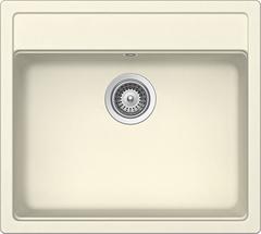 Кухонная мойка Schock Vero 60f Cristadur, магнолия