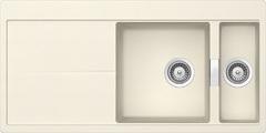 Кухонная мойка Schock Horizont 60df Cristadur, магнолия