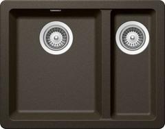 Кухонная мойка Schock Soho 60 plus Cristadur, бронза