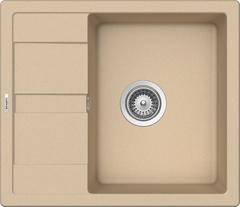 Кухонная мойка Schock Optima 45D CRISTALITE, лунный камень