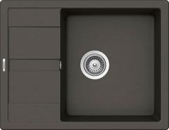 Кухонная мойка Schock Optima 50D CRISTALITE, баварский камень