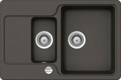 Кухонная мойка Schock Cambridge 60D CRISTALITE, баварский камень