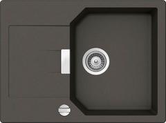Кухонная мойка Schock Manhattan 45D CRISTALITE (Комплектация 1), баварский камень