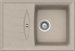 Кухонная мойка Schock Genius 45D Small CRISTALITE, саббиа