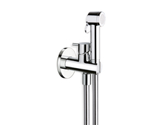 Гигиенический душ Cristina WJ67651 со смесителем (хром)