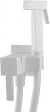 Гигиенический душ Webert Pegaso PE870303740 белый матовый