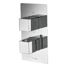 Термостатический смеситель для ванны и душа Wasserkraft АIme 1544 Thermo