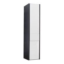Шкаф-пенал Roca Ronda ZRU9302966 L,белый глянец/антрацит