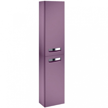 Шкаф-пенал Roca Gap ZRU9302747 L, фиолетовый