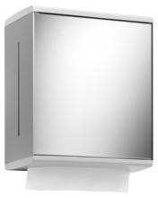 Дозатор бумажных полотенец Keuco Collection Moll 12785010200 алюминий серебристый, белый