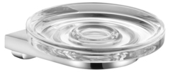 Полочка для мыла Keuco Collection Moll 12755019000 хром