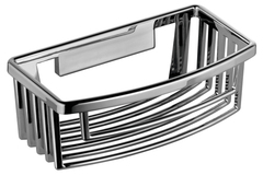 Корзинка глубокая для губки съемная со скрытым креплением KEUCO UNIVERSAL 24942010100 Хром