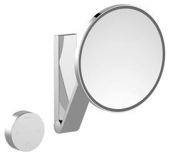 Косметическое зеркало Keuco iLook move 17612019002 с подсветкой, хром
