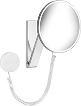 Косметическое зеркало Keuco iLook Move 17612019000 с подсветкой, хром