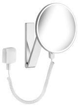 Косметическое зеркало Keuco iLook Move 17612019001 с подсветкой, хром