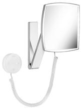 Косметическое зеркало Keuco iLook Move 17613019000 с подсветкой, хром