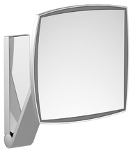 Косметическое зеркало Keuco iLook move 17613019003 с подсветкой, хром