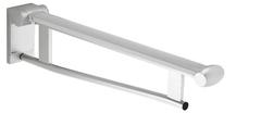 Складной поручень для умывальника Keuco Plan Care 34902170638 алюминий серебристый, светло-серый