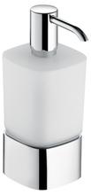 Колба из матового стекла для настольного дозатора жидкого мыла зап/часть KEUCO ELEGANCE NEW 11654009001 Опал