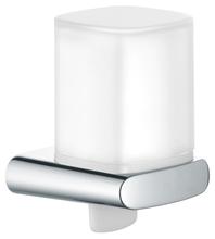 Хрустальная матовая колба от дозатора для жидкого мыла зап/часть KEUCO ELEGANCE NEW 11652009000 Белый