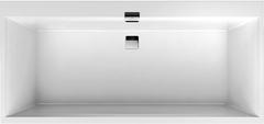 Квариловая ванна Villeroy & Boch Squaro Edge 12  UBQ180SQE2DV-01 180x80 см (с ножками)