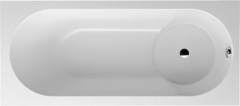 Квариловая ванна Villeroy&Boch libra 170x75 UBQ170LIB2V-01