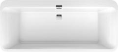 Квариловая ванна Villeroy&Boch Squaro Edge12 UBQ180SQE7DV-01 180x80