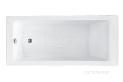 Акриловая ванна Roca Easy ZRU9302904 150x70