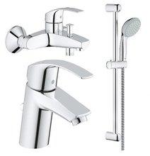 Комплект для ванны Grohe Eurosmart Cosmopolitan 123570