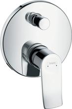 Смеситель для ванны Hansgrohe Metris 31493000