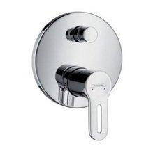 Смеситель для ванны Hansgrohe Metropol S 14466000