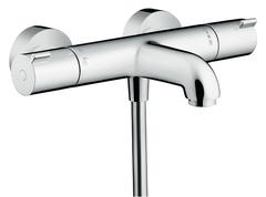 Смеситель для ванны Hansgrohe Ecostat 13201000 термостат