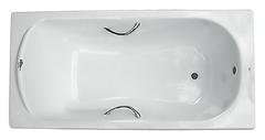 Чугунная ванна Roca Haiti 170x80 2327G000R