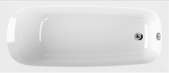 Акриловая ванна CEZARES 160x70x41 ECO-160-70-41