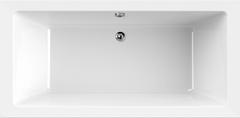 Акриловая ванна CEZARES 160x70x42 PLANE-160-70-42