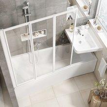 Акриловая ванна Ravak BE HAPPY II C981000000 150х75 L белая
