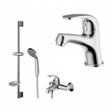 Комплект для ванной комнаты 3 -1 Bravat FIT F00315C