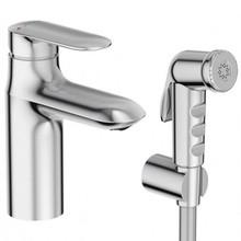 Смеситель для раковины Jacob Delafon KUMIN E99465-CP с гигиеническим душем