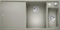 Кухонная мойка Blanco AXIA III 6 S SILGRANIT PuraDur 523465, жемчужный