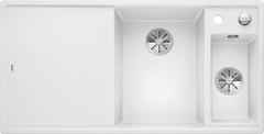 Кухонная мойка Blanco AXIA III 6 S SILGRANIT PuraDur 523477, белый