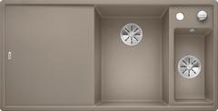 Кухонная мойка Blanco AXIA III 6 S SILGRANIT PuraDur 523480, серый беж