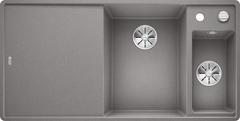 Кухонная мойка Blanco AXIA III 6 S-F SILGRANIT PuraDur 523491, алюметаллик
